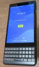 BlackBerry KEY2 LE BBB100-5 64GB Gray (Unlocked) Dual SIM good used gsm at&t