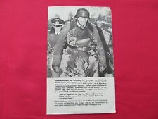 TRACT US ARMY WW2 REDDITION DE CHERBOURG NORMANDY D DAY HEER WEHRMACHT LANDSER