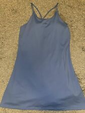 Exercise Dress With Built In Bra And Shorts With Pockets- Size Medium