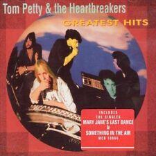 Greatest Hits [Germany Bonus Track] by Tom Petty/Tom Petty & the Heartbreakers (CD, Jul-1993, MCA)