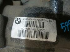 BMW 1 SERIES DIFFERENTIAL CENTRE F20, 3.08 RATIO, 06/11- 11 12 13 14 15 16 17 18