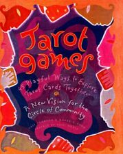 Tarot Games: 45 Playful Ways to Explore Tarot C, Johnson, Cait,,