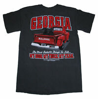 Georgia The Most Reliable Things In Life My Dogs My Truck My Team T-Sh