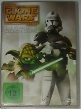 Star Wars The Clone Wars Die Komplette sechste Staffel DVD NEU Staffel 6