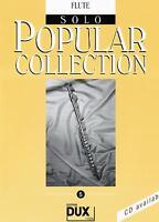 Querflöte Noten : Popular Collection 5 (Solo) leichte Mittelstufe