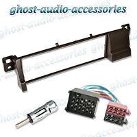 BMW 3 Series e46 Facia / Fascia Stereo / Radio Fitting Installation Kit