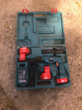 Makita 12v Drill, Batteries Charger & Case