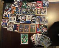 (57) Card Derek Jeter Lot Topps Upper Deck Fleer Tons of Inserts HOF YANKEES