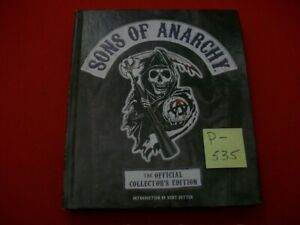 SONS OF ANARCHY-THE OFFICIAL COLLECTOR'S EDITION-BY TARA BENNETT-EXC. CONDITION