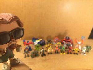 U CHOOSE Playskool TRANSFORMERS Robot Heroes RESCUE BOTS Beast Wars FIGURES