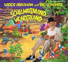 MUSIK-LP NEU/OVP - Vader Abraham und die Schlümpfe - Schlumpfenland Wunderland