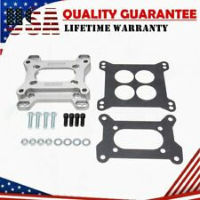 Universal Carburetor Adapter Plate 1933 Carburetor Adapter 2-Barrel to 4-Barrel