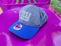 NEW New York Giants New Era 39THIRTY Fitted Cap Hat Small / Medium Flex  S/M