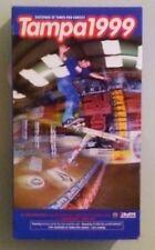 skatepark of tampa pro contest 411 TAMPA1999 1999 VHS VIDEOTAPE  skateboarding