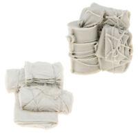 1/35 Resin World War II Scenario Accessories Canvas Bags Model Pack of 2