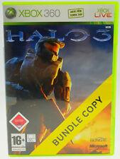 HALO 3 bundle copy-complètement dans neuf dans sa boîte Microsoft X-BOX 360 x360 très bien
