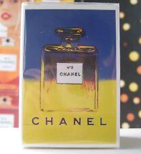 1990s New/ 1/4 oz Chanel No 5 Parfum perfume extrait limited Andy Warhols