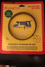 SuperCut Bi-Metal Replacement Band Saw Blade -44 7/8in.L x 1/2in.W x 14tpi