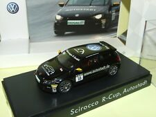 VW SCIROCCO R-CUP N°18 F. TIGGES 2010 SPARK