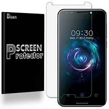 T-mobile Revvl [4-PACK BISEN] Ultra Clear Screen Protector Guard Shield Saver