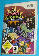 Blast Works - Build Trade Destroy - Nintendo WII - PAL