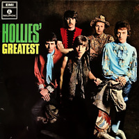 THE HOLLIES - Hollies' Greatest (LP) (G+/G++)