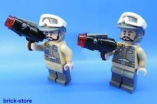 LEGO STAR WARS / 75164 / FIGURINE (01) REBEL TROOPER AVEC Big Blaster / 2 pièces