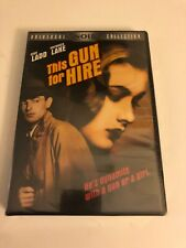 NEW & SEALED!!  This Gun for Hire (DVD, 2004) Film Noir