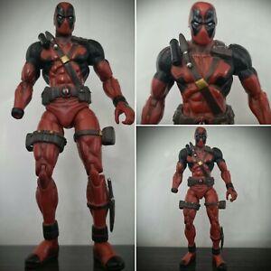 Marvel Diamond Select Toys Ultimate Deadpool Action Figure 2012 DST Movie Comics