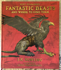 Fantastic Beasts and Where to Find Them by Newt Scamander, J. K. Rowling