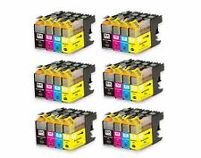 24-Pack/Pk LC103 XL Ink Cartridge Set For Brother MFC-J870DW MFC-J875DW Printers