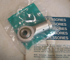 JOHNSON EVINRUDE OMC TILLER BAR STEERING CONNECTOR KIT WITH INSTRUCTIONS 172519