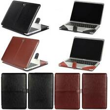 """Leather Case Cover For MacBook Pro 13"""" w Touch ID A2289 A2251 A1708 A1989 A2159"""