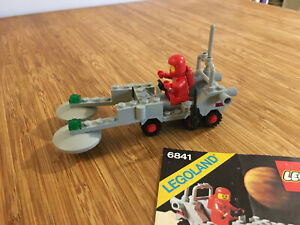 Lego Classic Space Set 6841 Mineral Detector (1980).