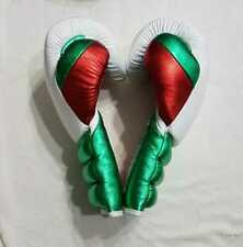 Custom Made Boxing Glove Shiny Mexican Style boxing gloves no grant No winning