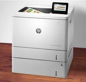 New HP LaserJet Enterprise M553x Color  Printer