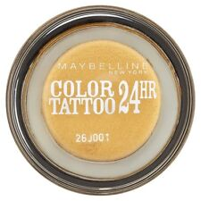 Maybelline Eyestudio Color Tattoo Ombre À Paupière 24h 75 24kgold