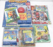 """TOPOLINO """"Il deposito di Zio Paperone anno 2004"""" 5 uscite n° 2554/58 c/fumetti"""