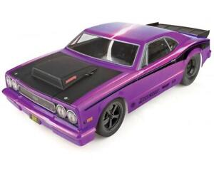 Team Associated DR10 RTR Brushless Drag Race Car Combo (Purple) [ASC70028C]