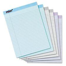 Writing Pads 8.5x11 3/4 Legal Ruled Children Desks Basics Colored Teachers Paper
