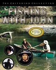 Fishing With John Criterion Collection DVD R1 FR 1992/1999 Tom Waits Jarmusch