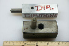 Diamond wheel dressing tools with bases 7/16 in shafts APP-0.25 and Norton BC27