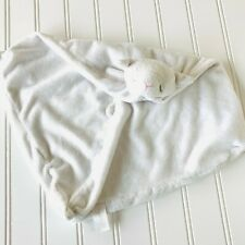 Angel Dear Lovey Security Blanket Plush LAMB White Lovie