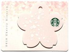 Starbucks Korea 2016 Cherry Blossom SAKURA Card