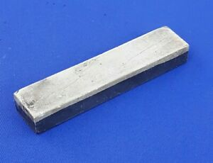 Nice Vtg Very Fine Grit Combination Oil/Wet Stone Hone Knife Blade Sharpening