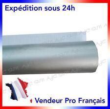 Film Vinyle Adhésif Gris Métal Mat Thermoformable Covering 152cm x 500cm