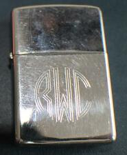 1978 ZIPPO Lighter BWC made Bradford PA USA