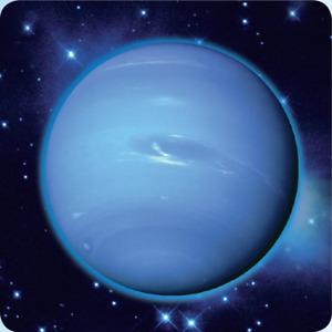 3D magnet aerospace & solar system – Neptune, celestial body, giant gas planet