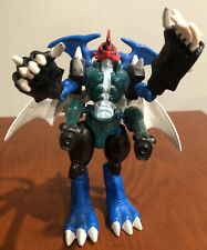 "digimon Paildramon DigiWariors season 2 ultra detailed 5.5"" figure RARE BANDAI"