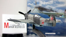 JAK-3 1943 Legendary aircraft USSR by DeAgostini Scale 1:100 #20